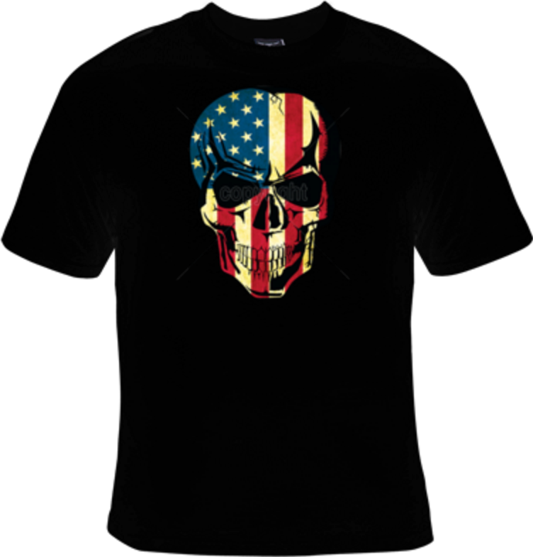 Skull Tee Shirts T Shirt Design Database