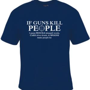 If Guns Kill Blue