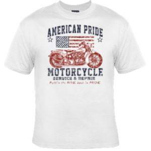 American Pride Biker